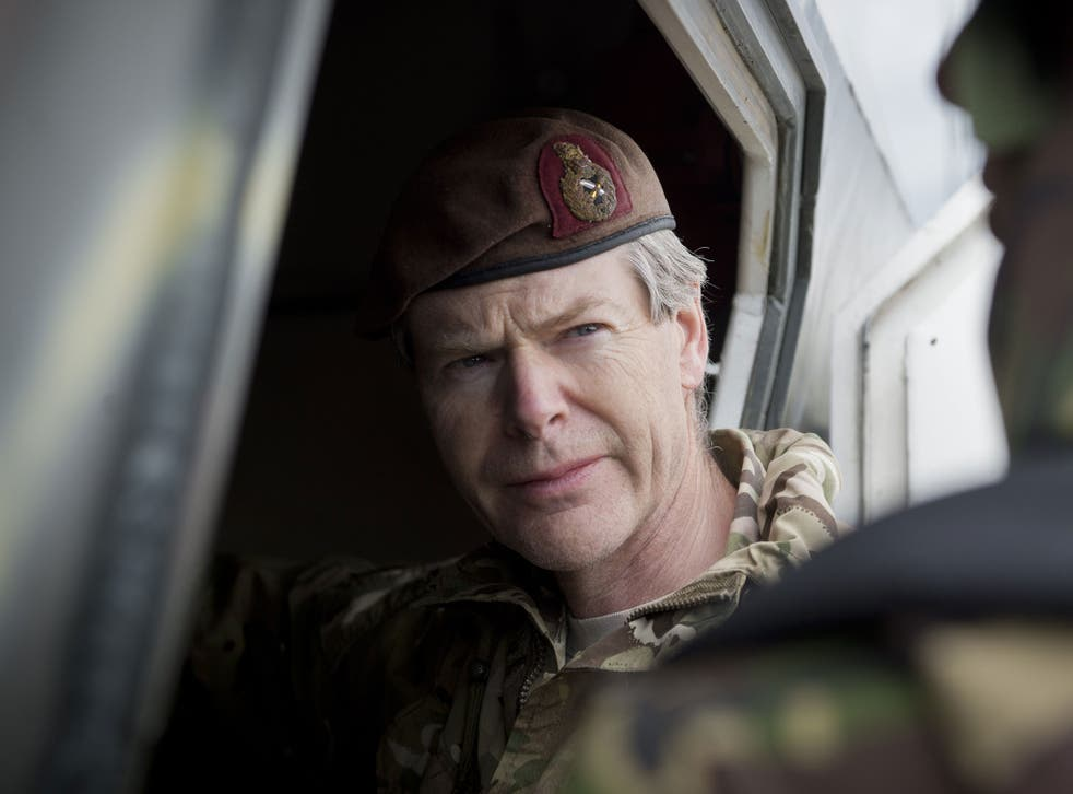 General Sir Adrian Bradshaw said an international disinformation campaign could cause the definition of an 'attack' to be widened