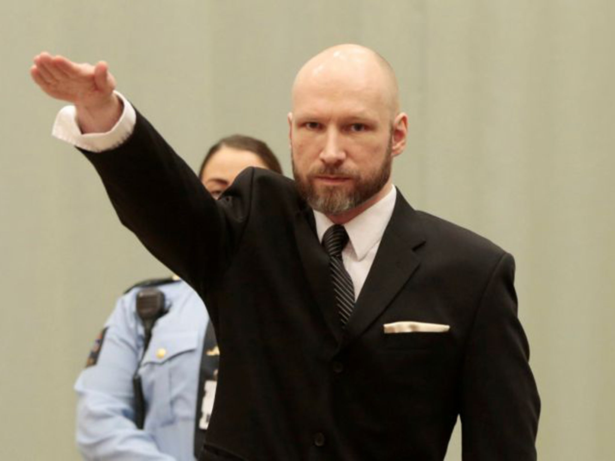 Anders Breivik, Norwegian shooter: biography, life in prison 27