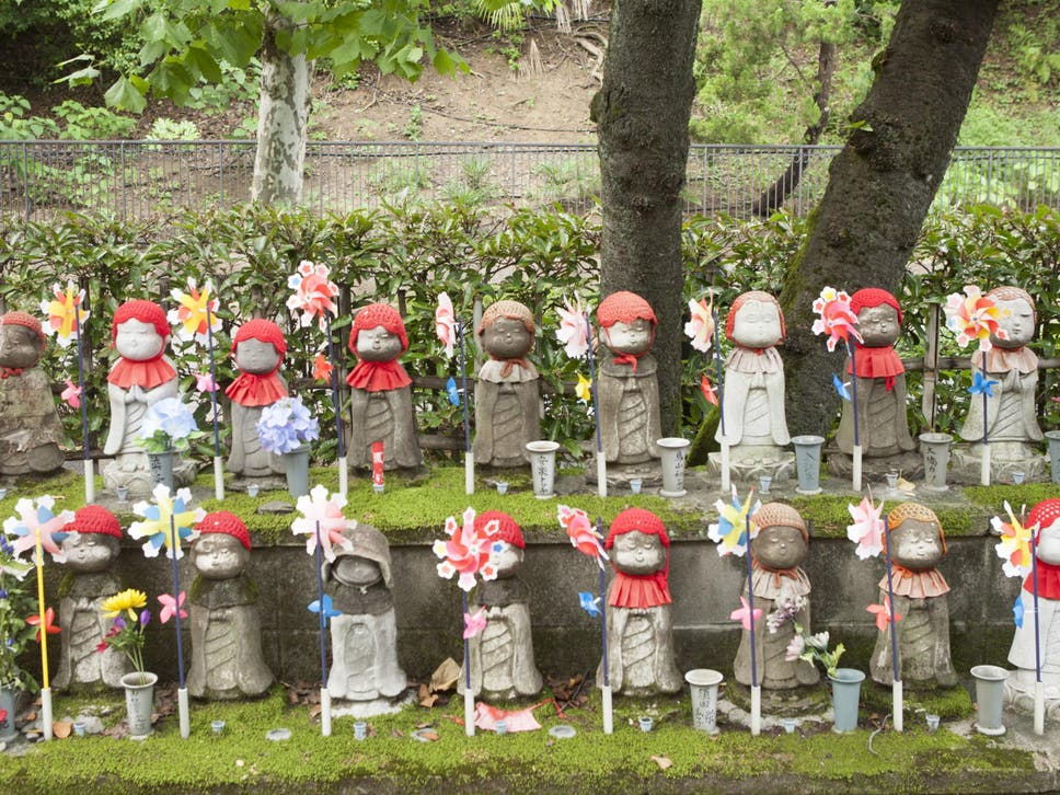 Jizo Statues The Japanese Statues Giving Closure To Women Who Have