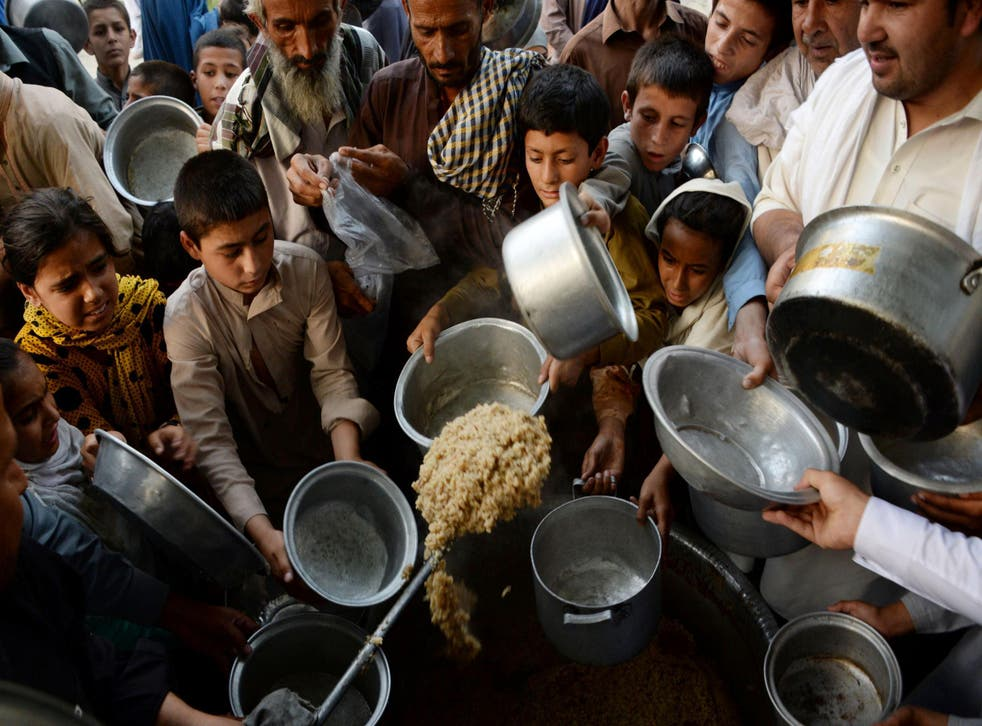 As many as 1.3 million children under five in the country require assistance for malnutrition