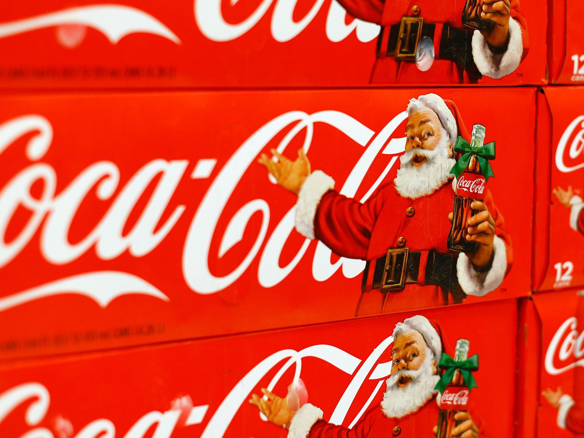 Coca Colas Christmas Lorry Tour Should Be Banned For False