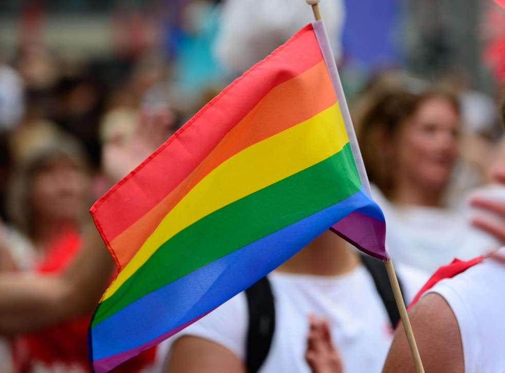 The LGBT march will coincide with Washinton DC's Pride festival