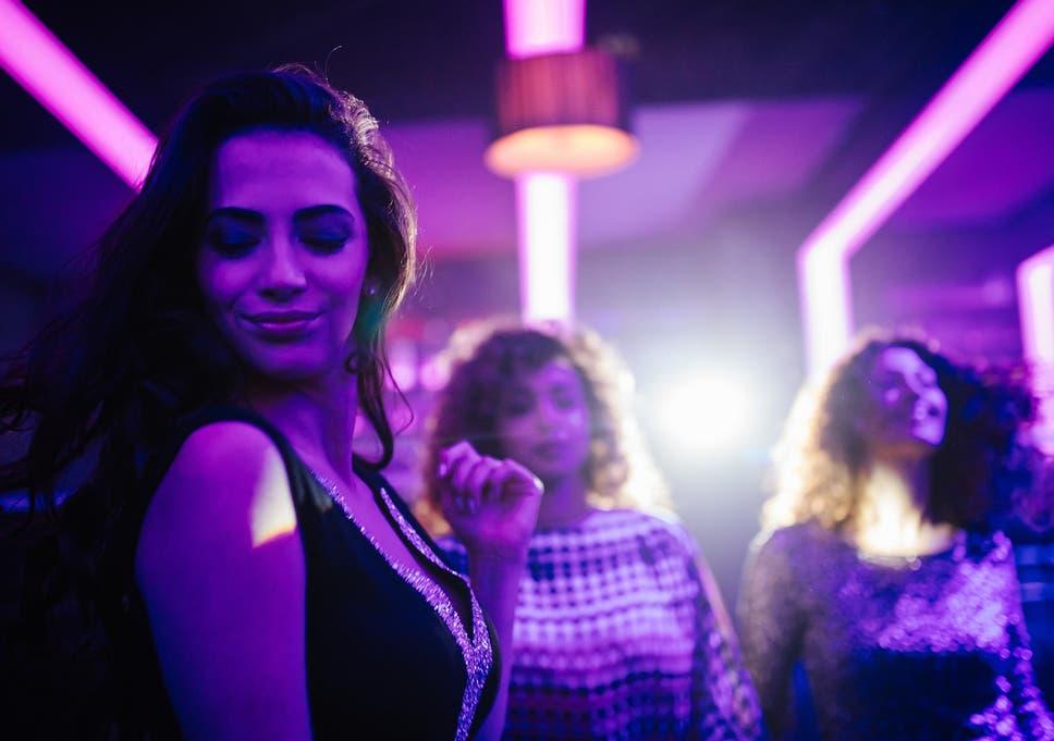 Night club sexual harassment