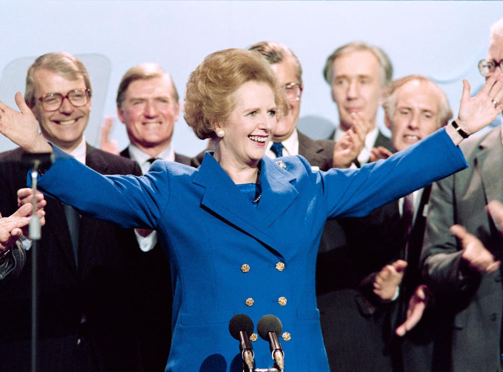 Records released by the National Archive show Margaret Thatcher's ministers wrangling over Jaguars