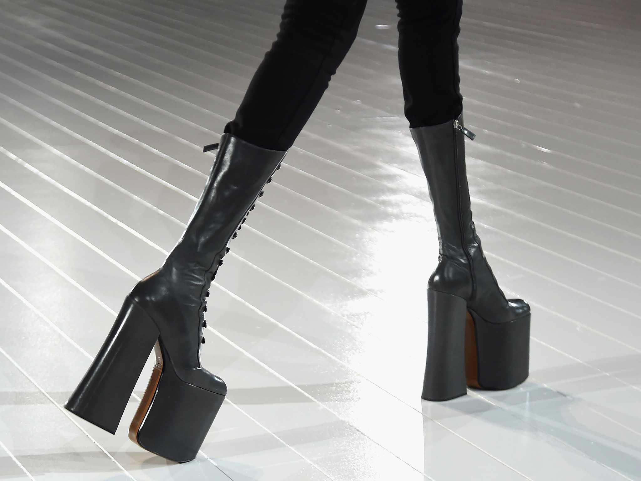 d4f409e45e6 Great heights: The rise of Bowie inspired glam-rock boots | The ...