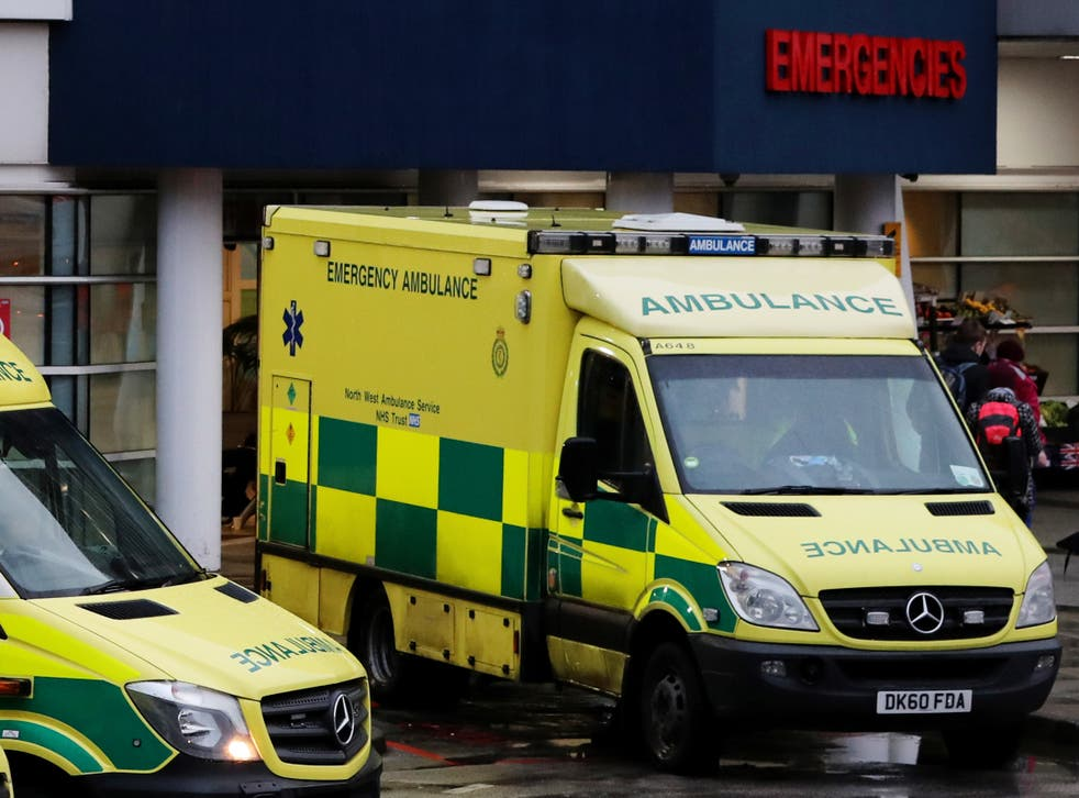 Bed shortages in some NHS hospitals are so severe more than 20 hospitals have issued a 'black alert'