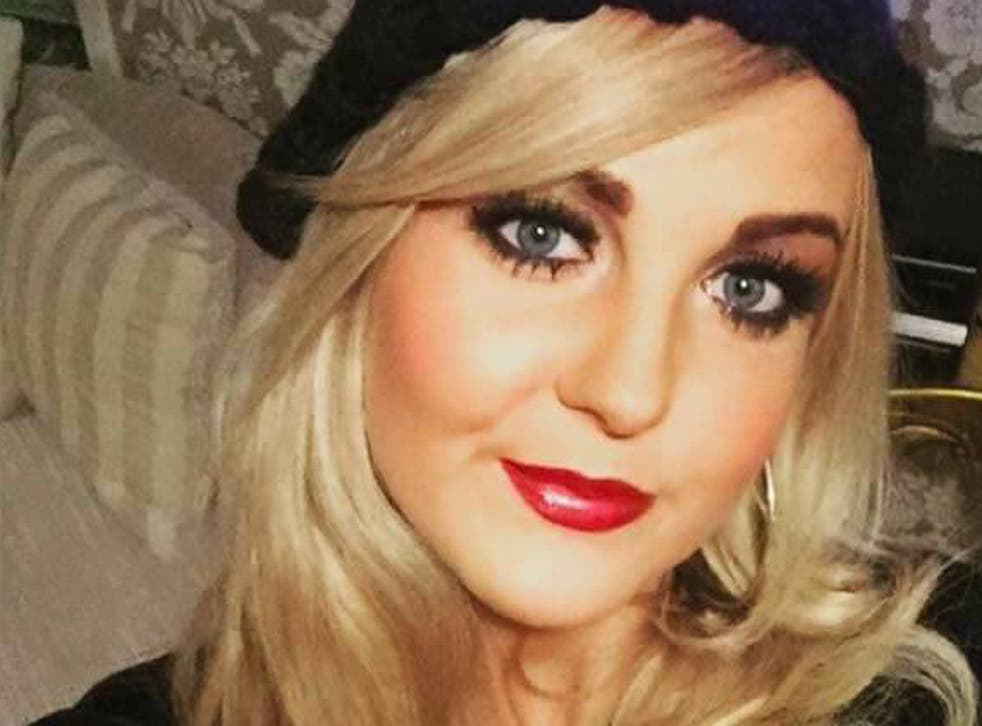 Amber Rose Cliff was 25 when she died of cervical cancer