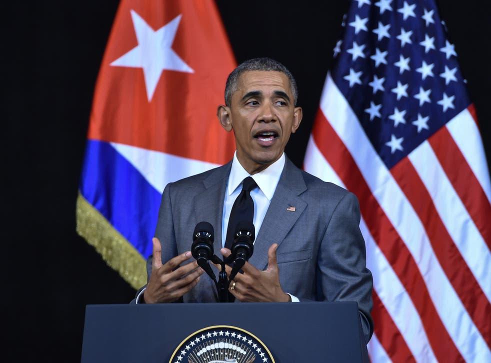 <p>El extraño suceso ocurrió durante la administración de Barack Obama&nbsp;</p>