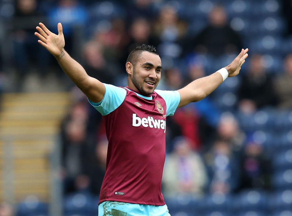 Dimitri Payet is a reported transfer target for Chelsea after going 'on strike' at West Ham