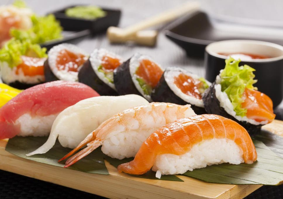All You Need to Know About Sushi Food