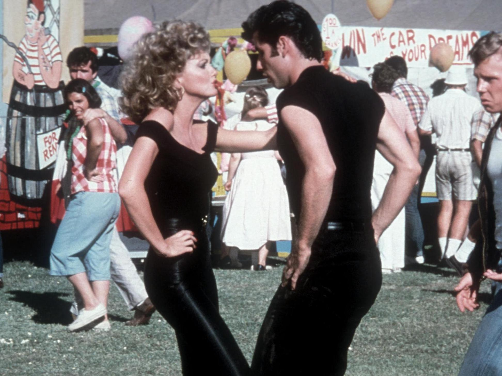 Grease: Olivia Newton-John's skin-tight outfit sold at auction for £313,000