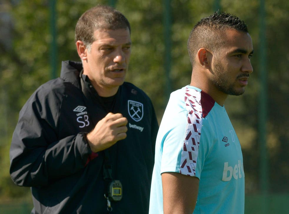 Slaven Bilic has banished Dimitri Payet from the West Ham squad after he refused to play for the club