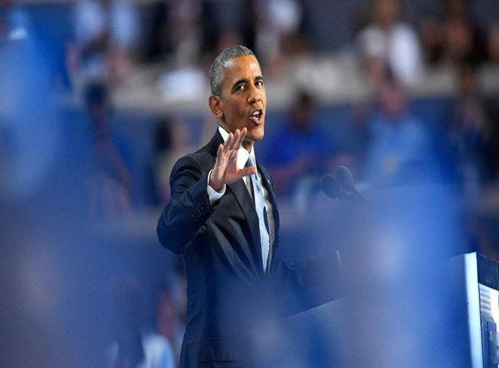 Obama was fighting to preserve his legacy in his final speech as President in Chicago