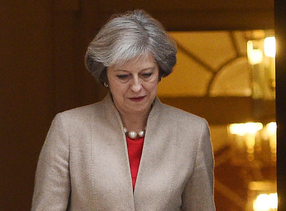 Theresa May delivered a speech on mental health, pledging more support for sufferers