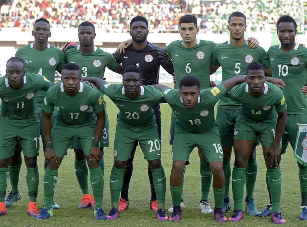 Nigeria failed to qualify for this year's African Cup of Nations