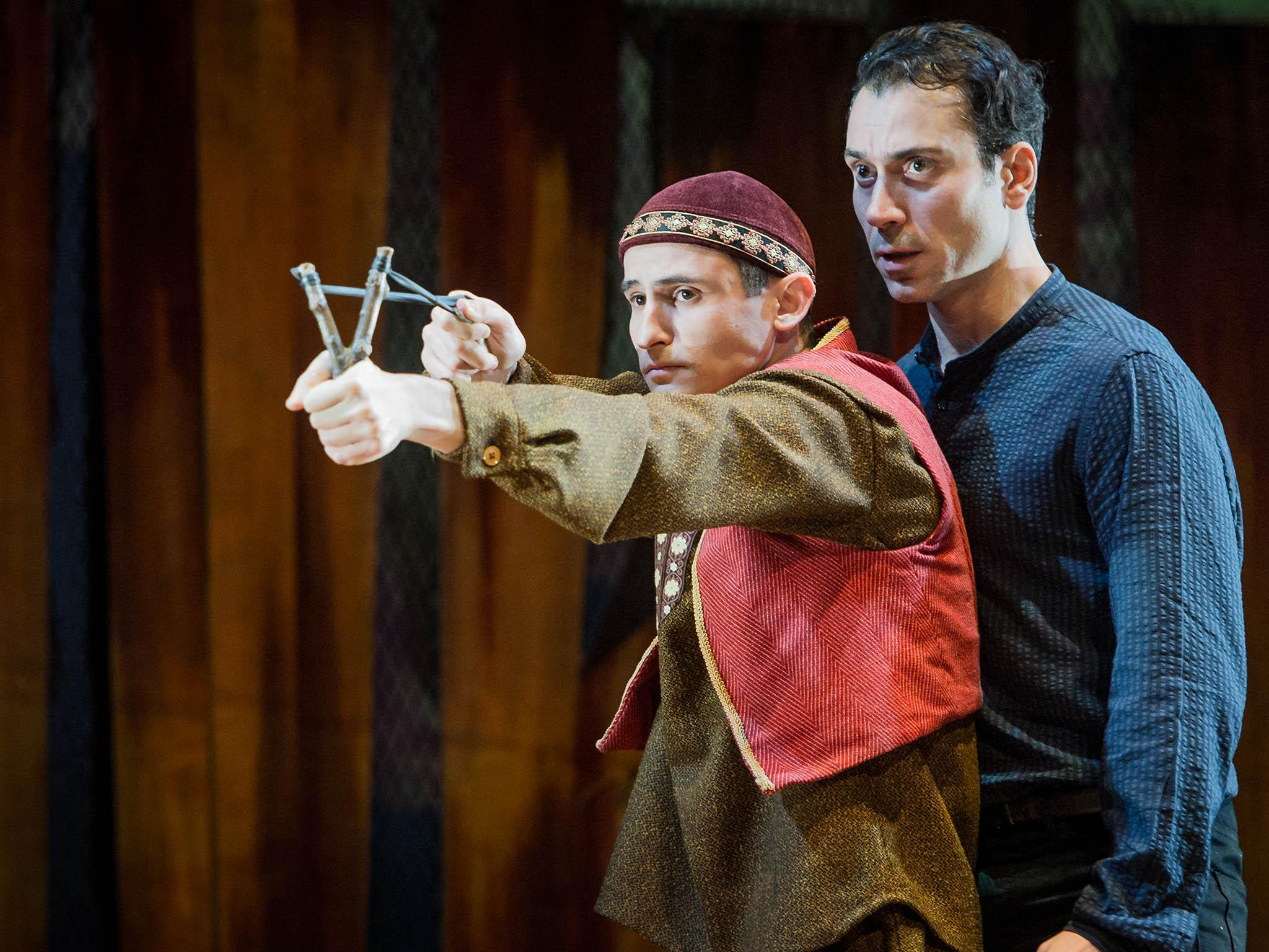 the kite runner wyndham s theatre london review a performance the kite runner wyndham s theatre london review a performance that lacked children still comes up winning the independent