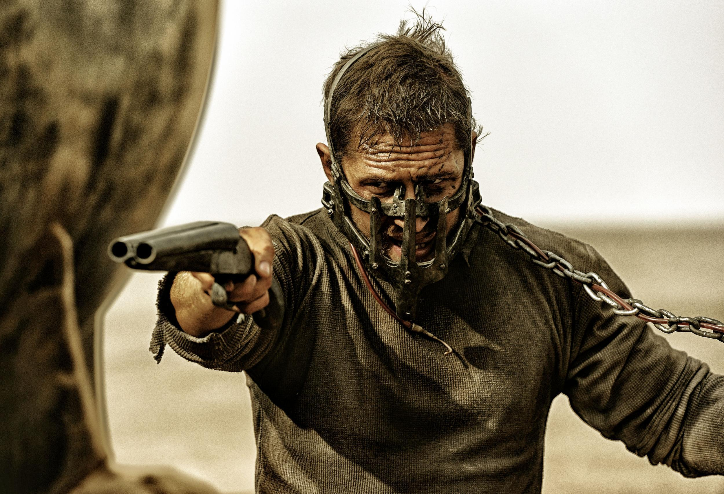 Taboo star Tom Hardy provides update on Mad Max: Fury Road sequel: 'It's a matter of when'