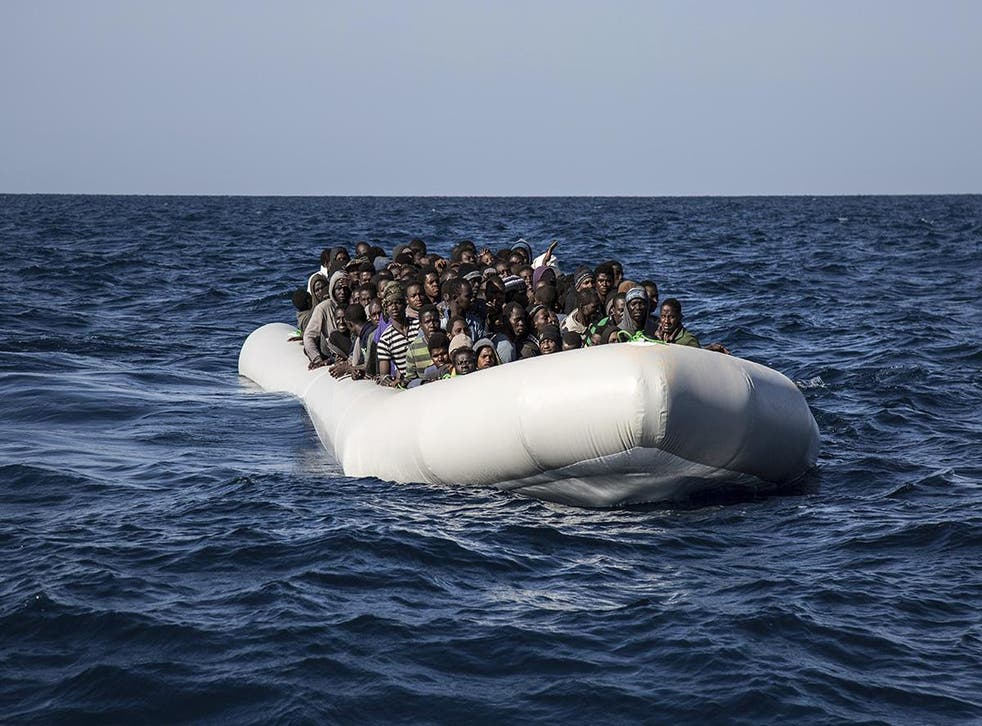 Thousands of migrants and refugees have died making the perilous journey to Europe
