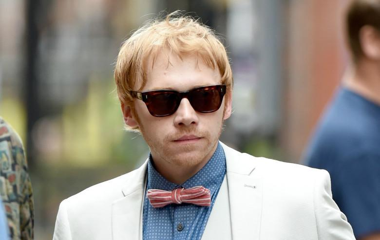 Harry Potter actor Rupert Grint goes gangster in first ... Rupert Grint Snatch