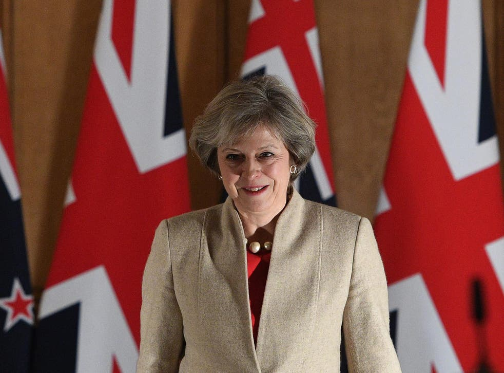 Ms May is expected to 'provide some of the certainity that people have been looking for'