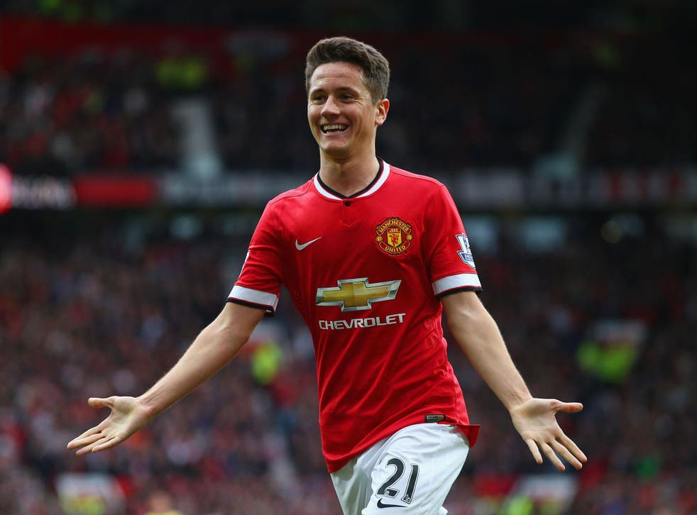Herrera has been an important part of United's midfield this season