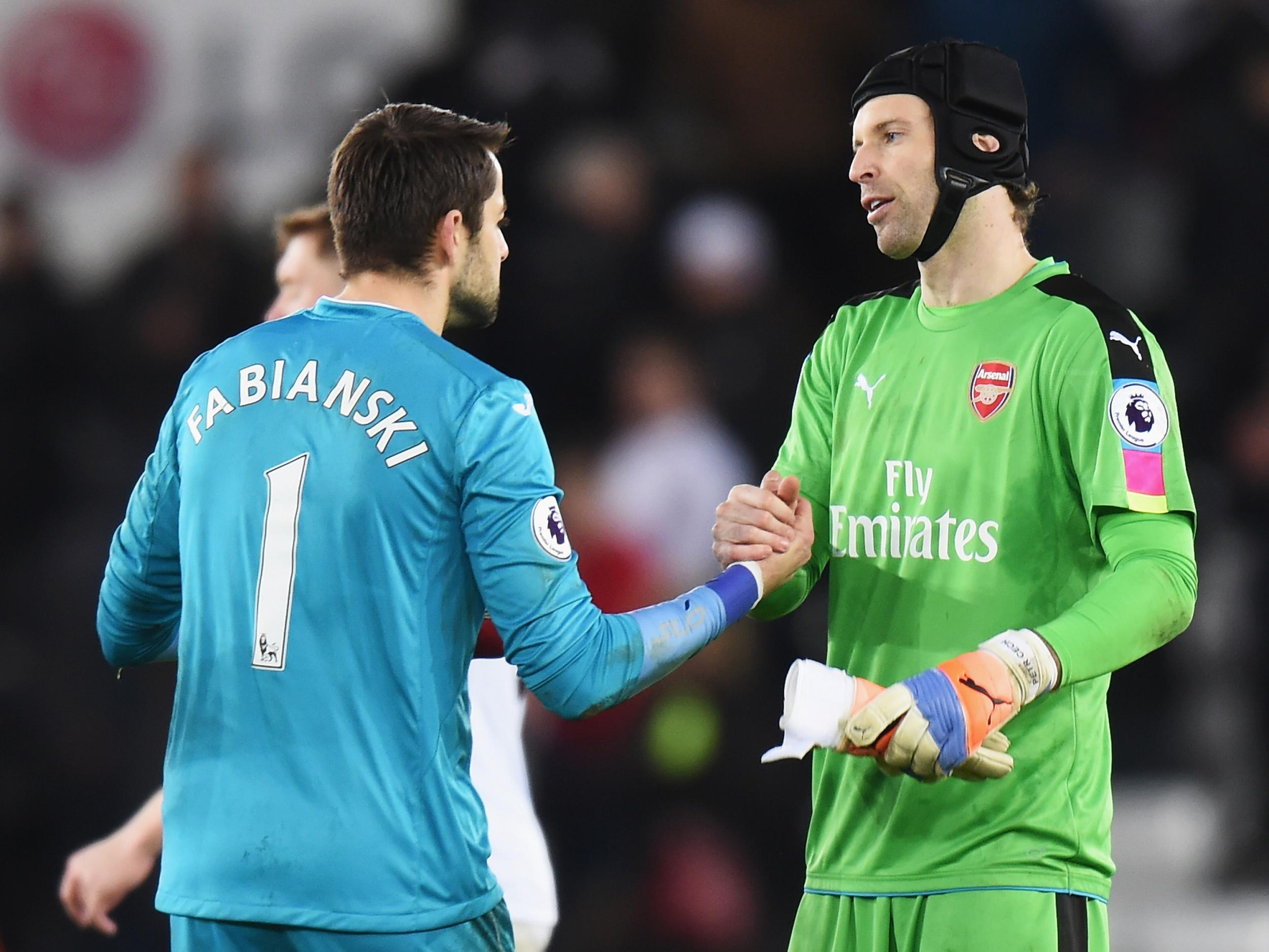 Petr Cech thinks only a collective effort will stop Chelsea
