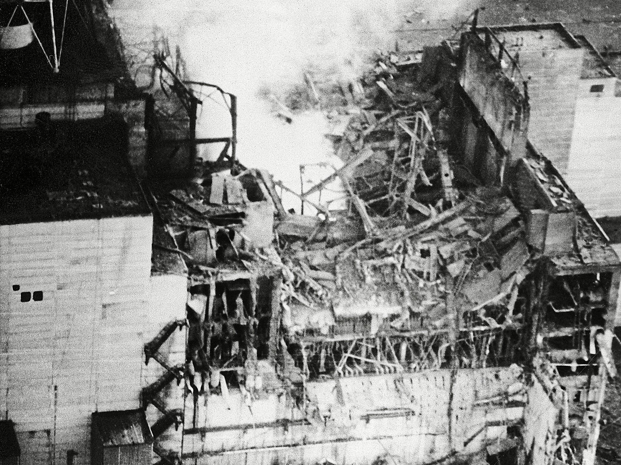 Radioactive milk and the lasting threat of Chernobyl