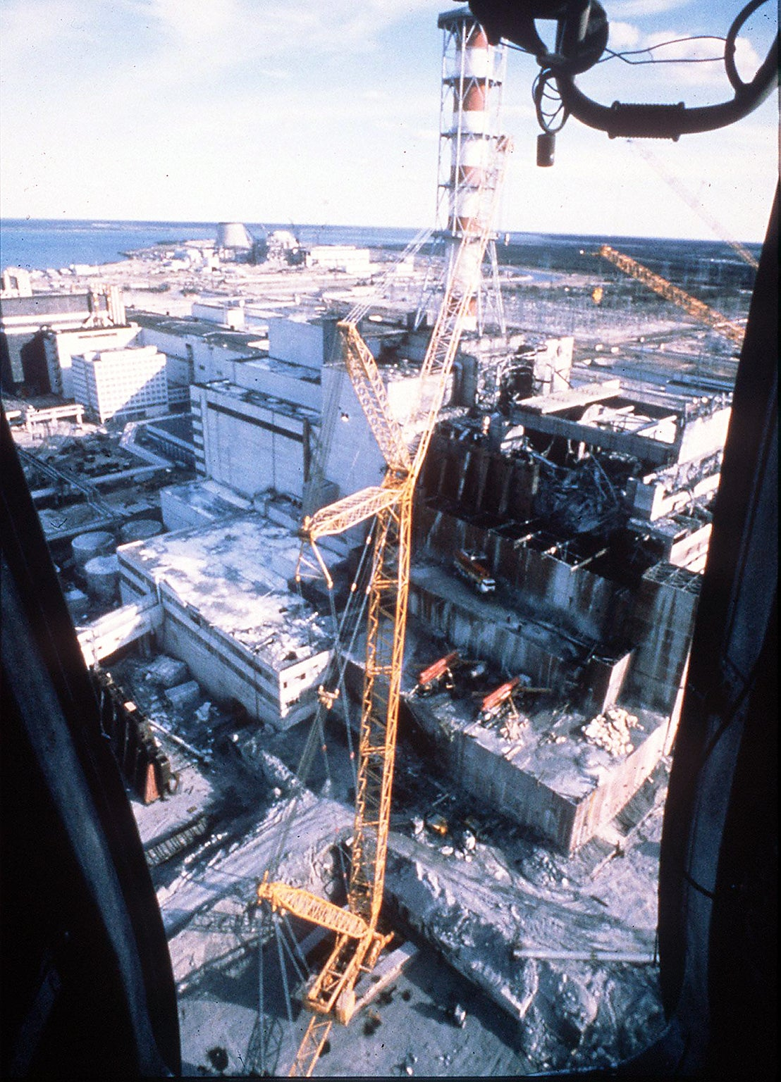 Radioactive milk and the lasting threat of Chernobyl | The