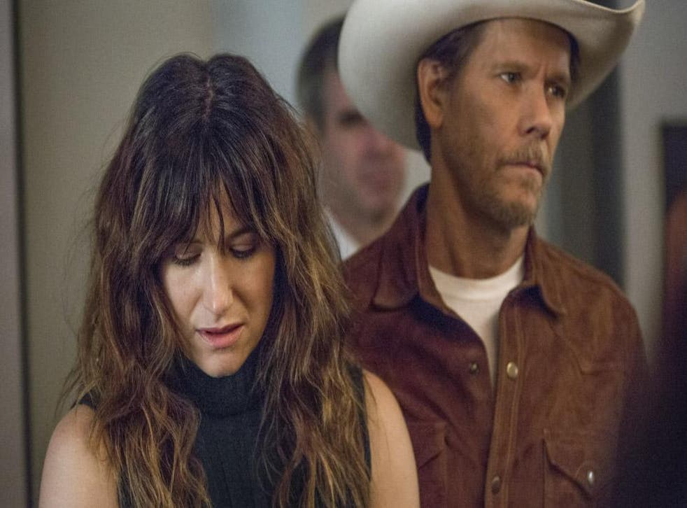 Kathryn Hahn and Kevin Bacon star in the new Amazon series