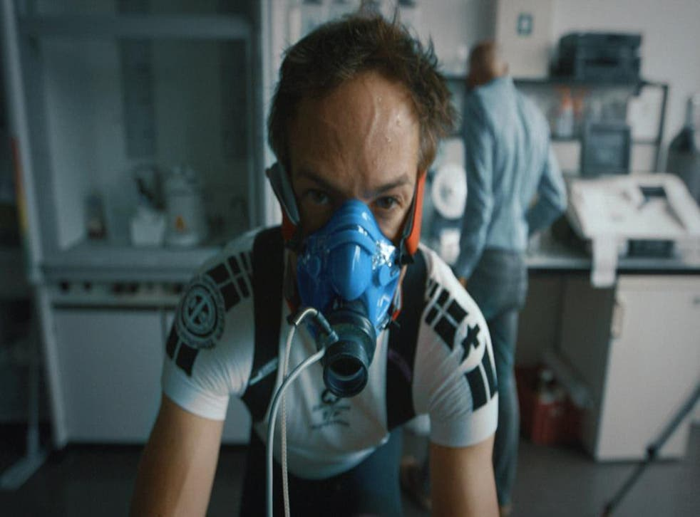 Fogel started the film as a self-experiment but became embroiled in the Russian doping scandal