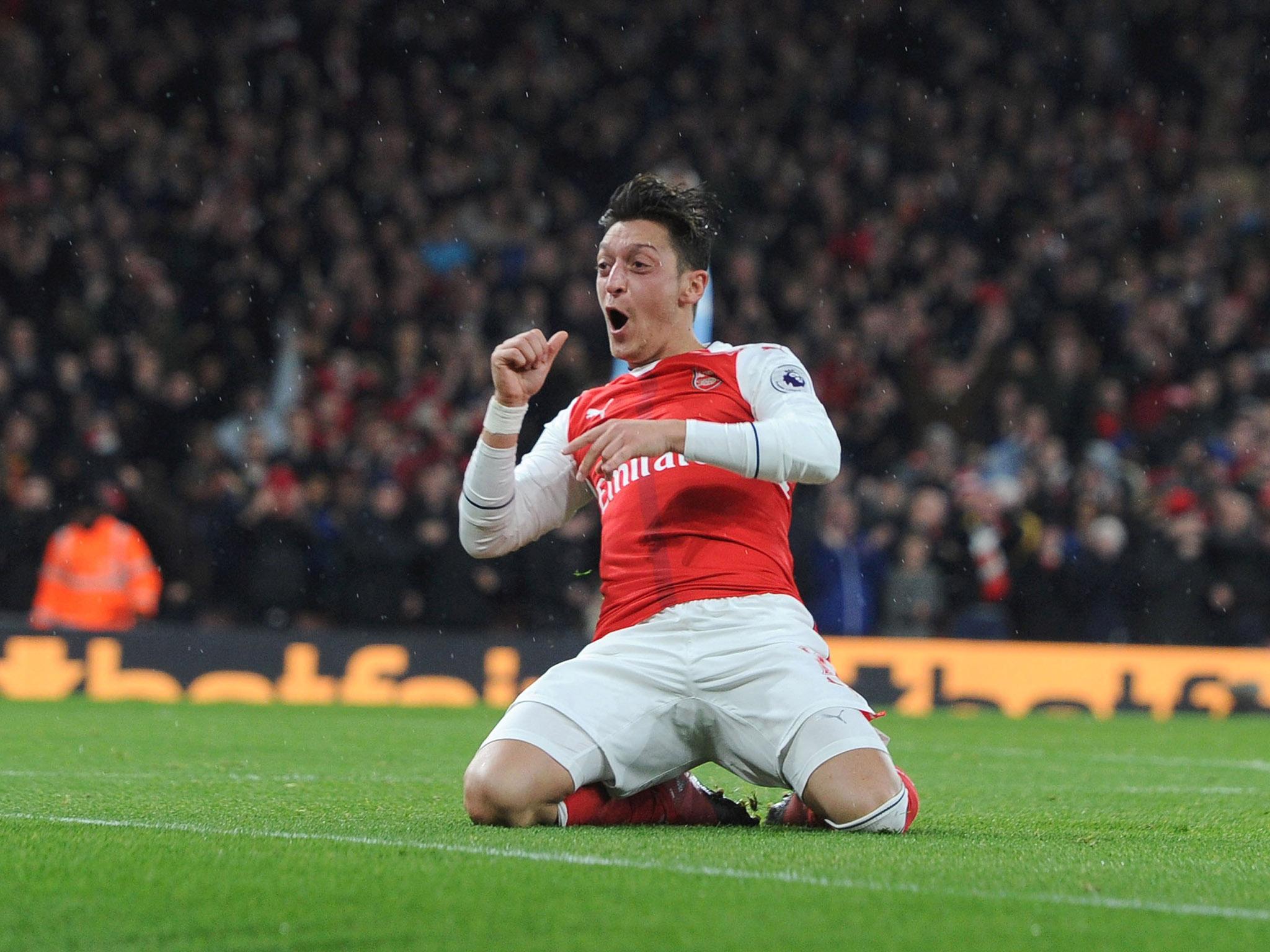 Arsenal Transfer News: Mesut Ozil Says He Is 'very