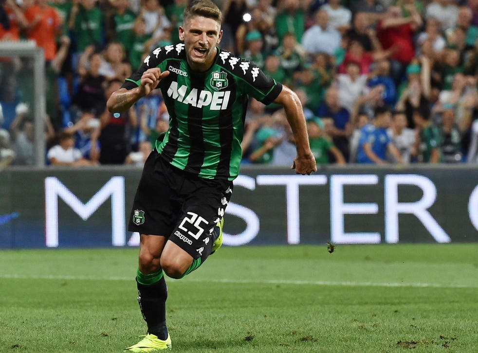 Berardi has scored seven and provided three assists in his last eight games