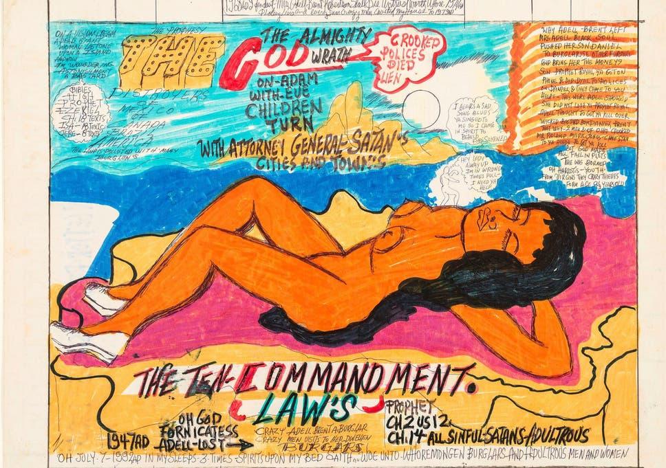 Секс арт шоу