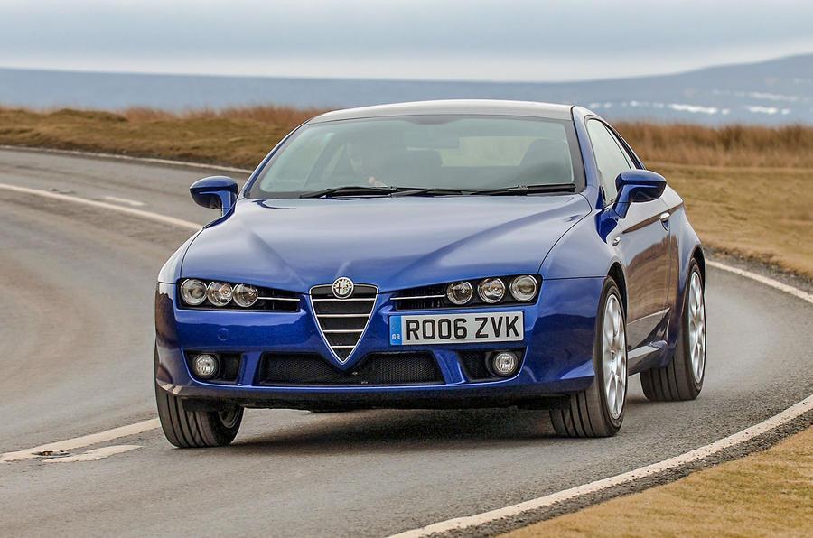 Used Alfa Romeo >> Buying Used Alfa Romeo Brera The Independent