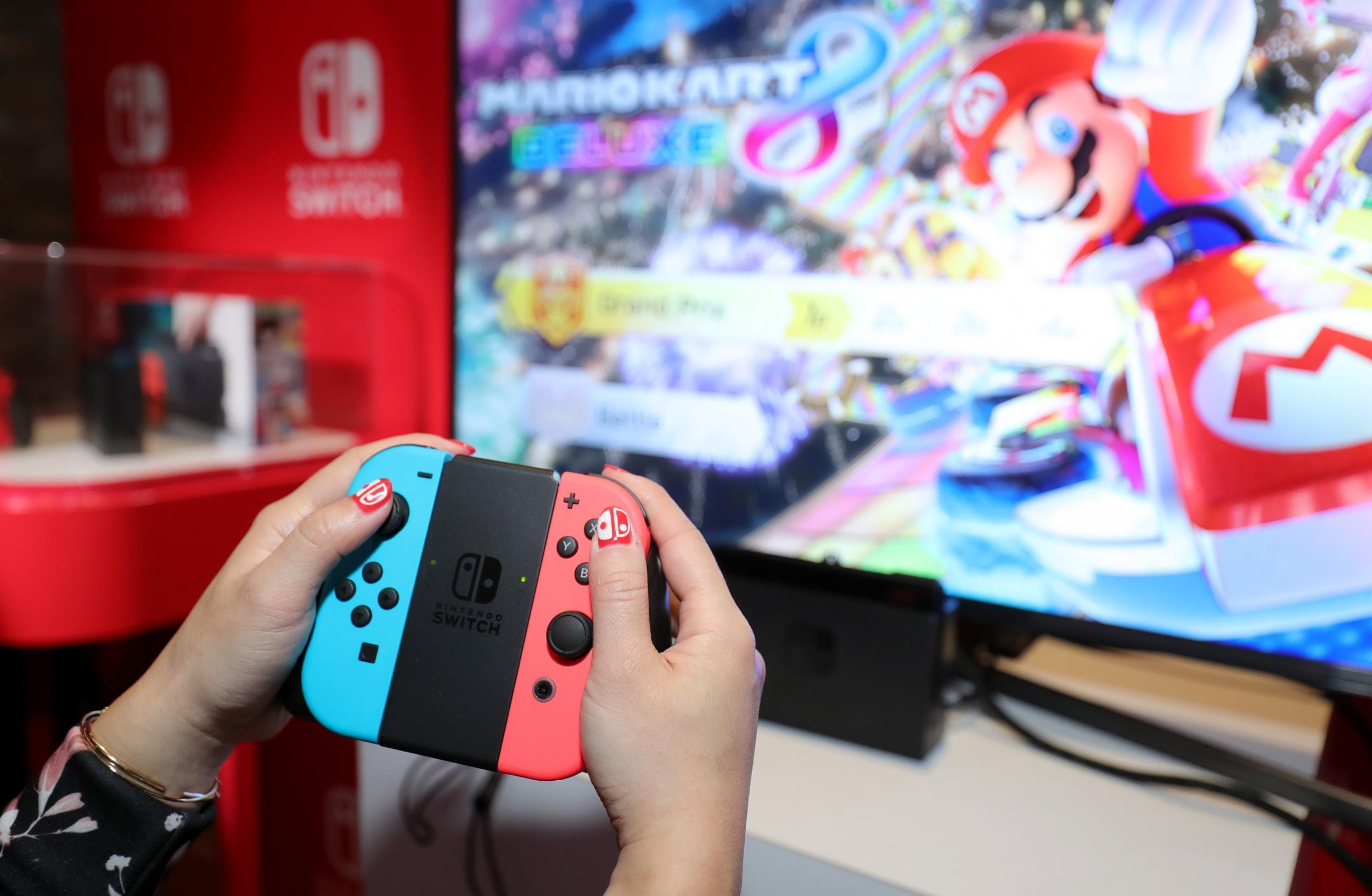 Nintendo Switch update: Second version of console could be released next year, report claims