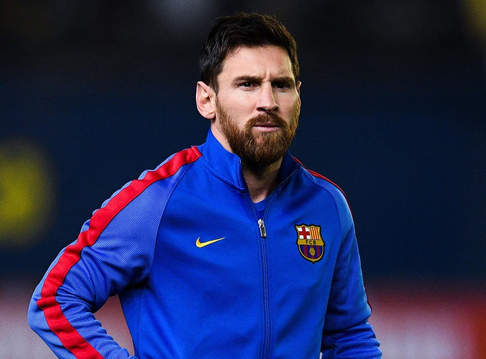 Manchester City have made it clear to Barcelona that they're willing to spend £100m on Lionel Messi
