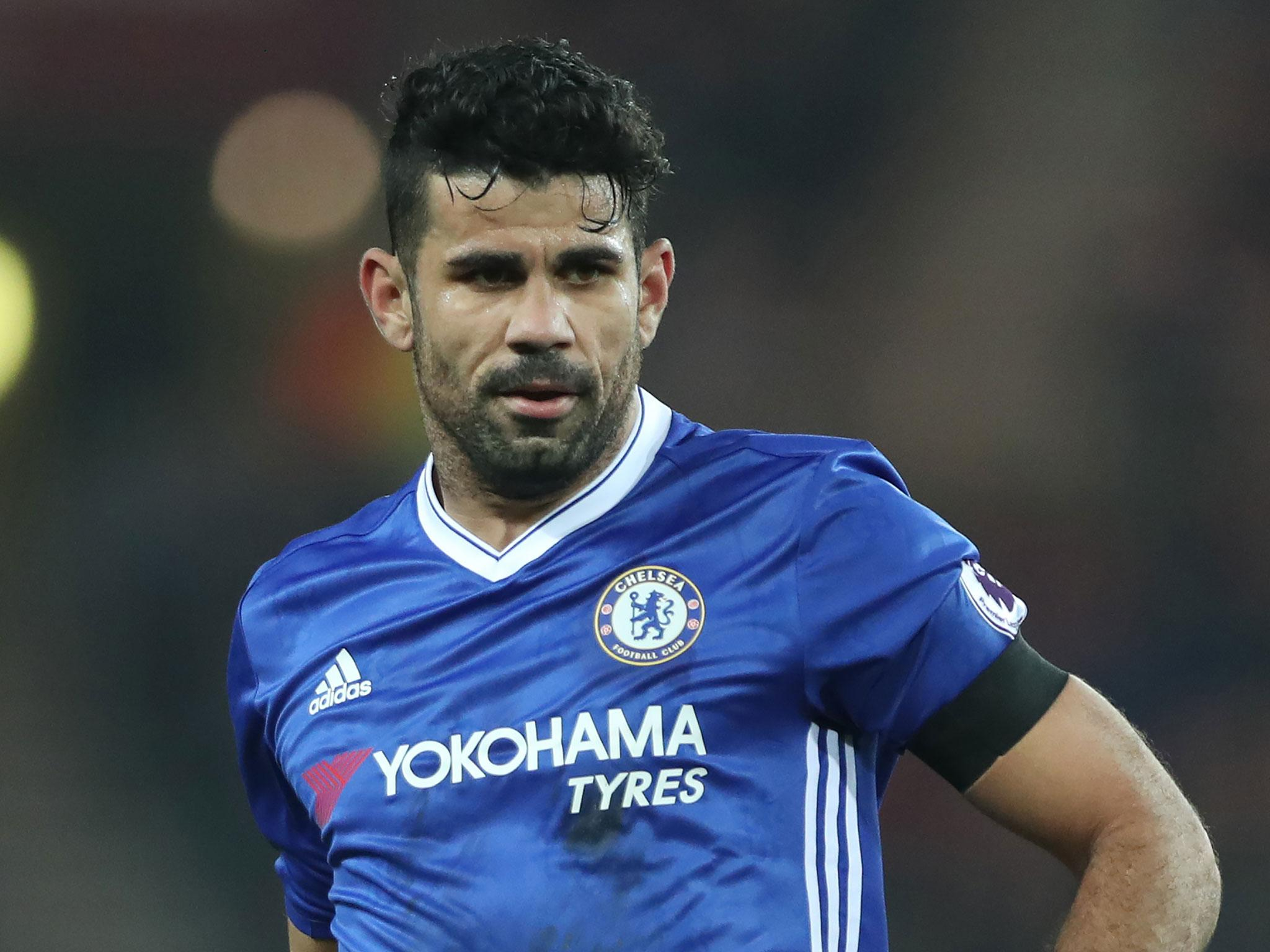 Diego Costa ready for Spain return as Chinese club Tianjin