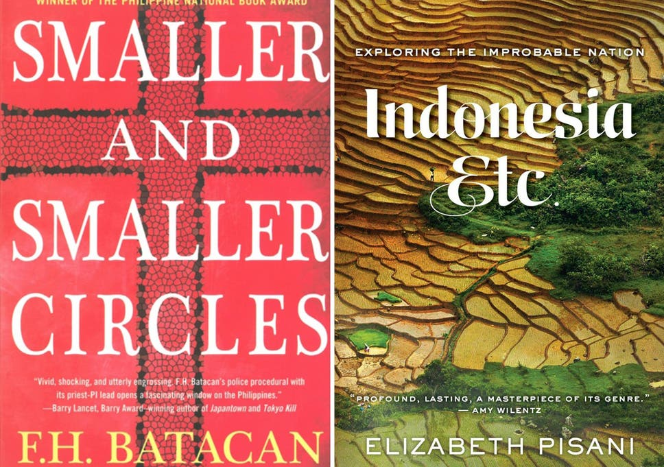 Best books about asia
