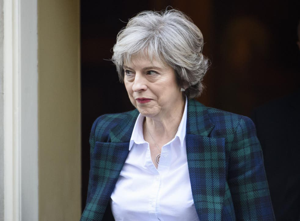 Ms May has said she wants to see Article 50 triggered by the end of March