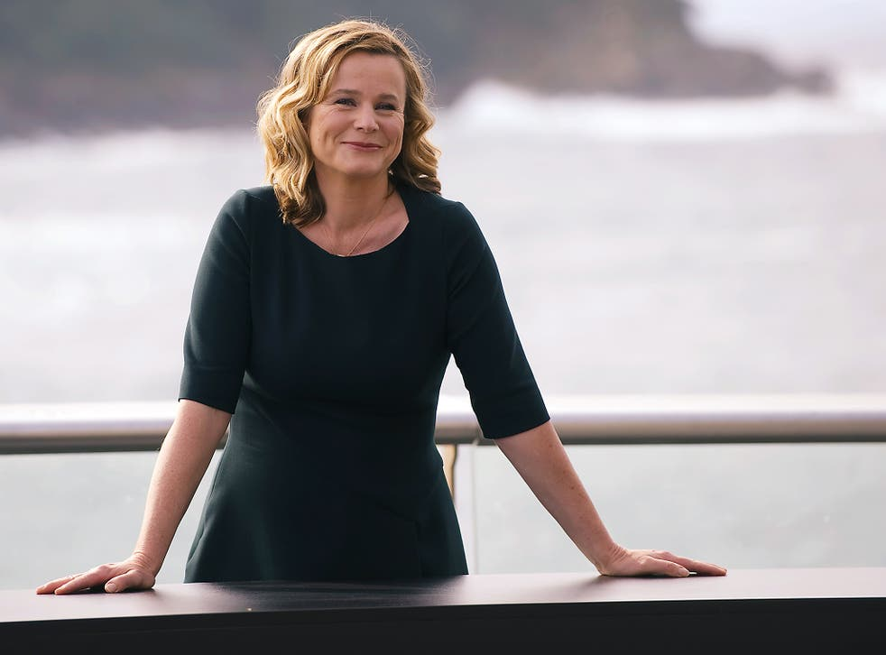 British actress Emily Watson shot to fame in her debut film, 'Breaking Waves' in 1996, for which she was nominated for an Oscar