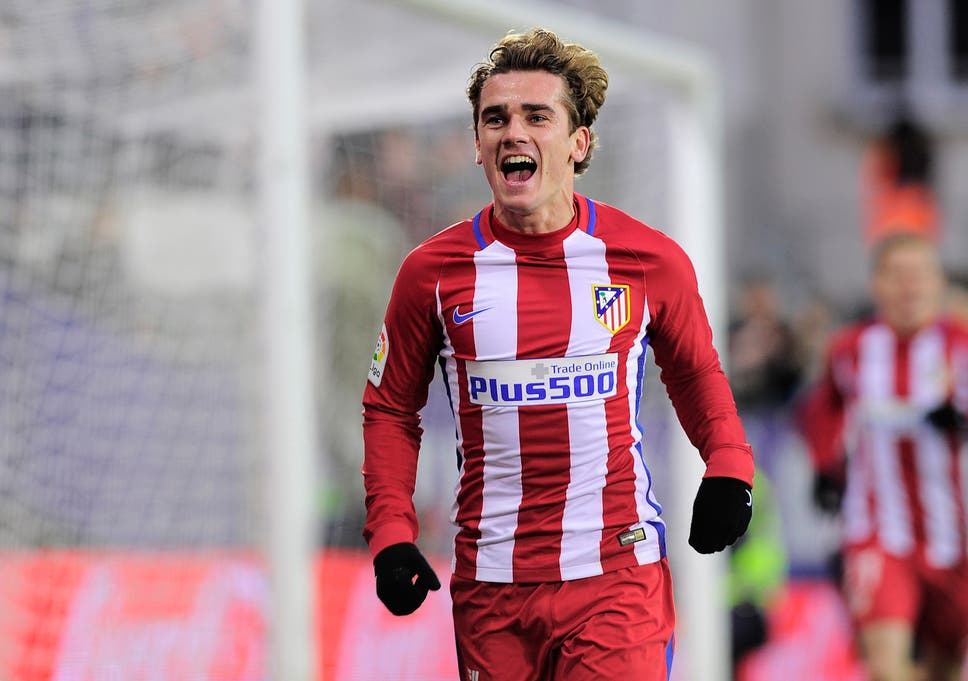 0984ca668 Antoine Griezmann agrees personal terms to join Manchester United in the  summer