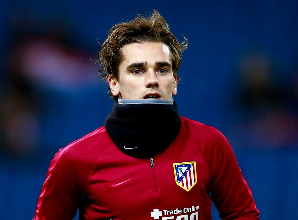 Griezmann's representatives have been speaking to United for several months