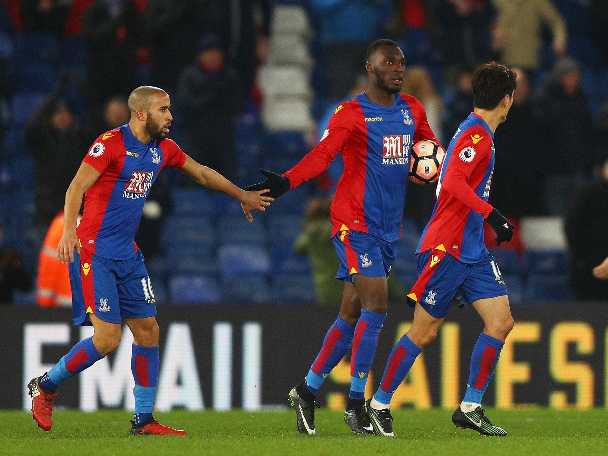 Christian Benteke downs Bolton to earn Sam Allardyce s first