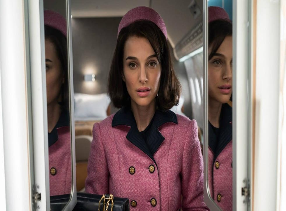 'Jackie' as much a character study as it is a conventional narrative