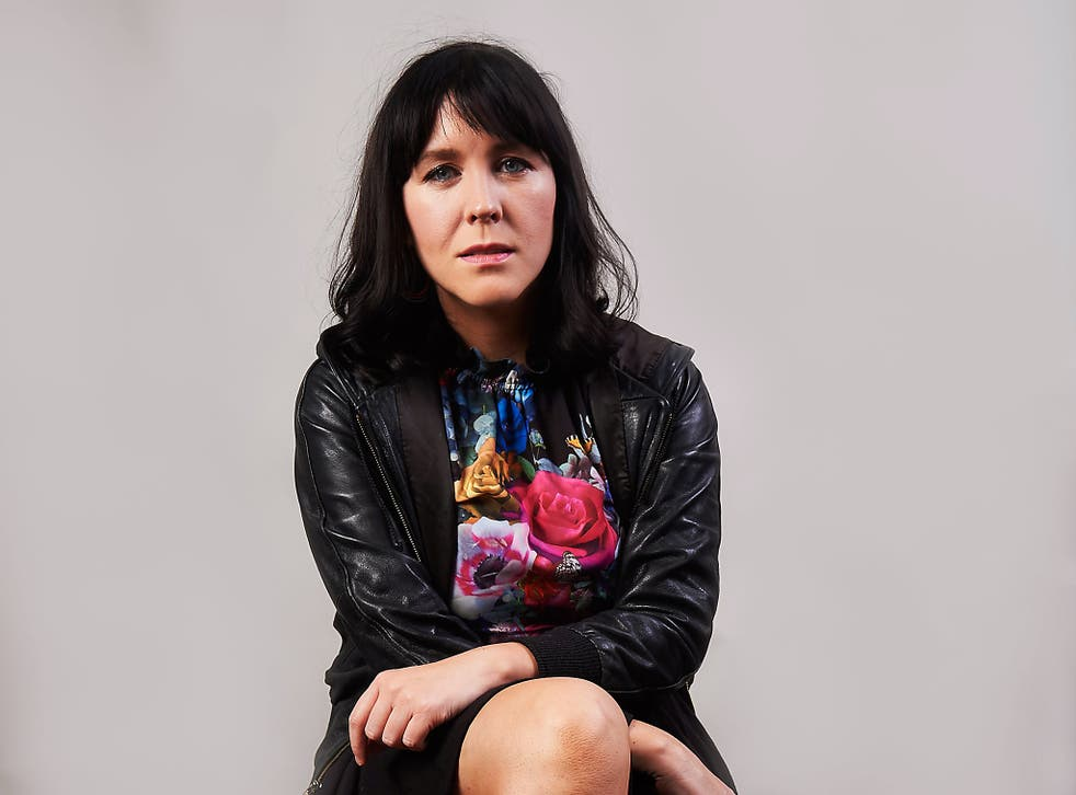 'Prevenge'director Alice Lowe says a glass ceiling remains for women being trustedwith bigger budgets