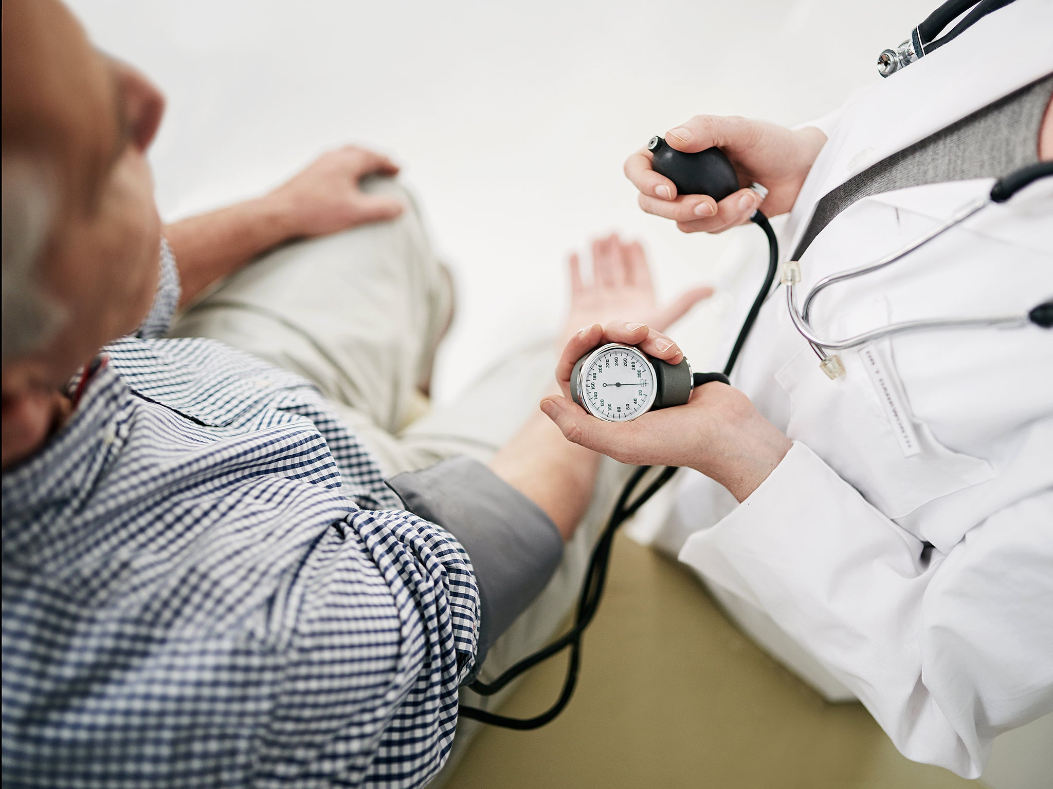 Millions could receive drugs for high blood pressure in effort to prevent heart attacks and strokes