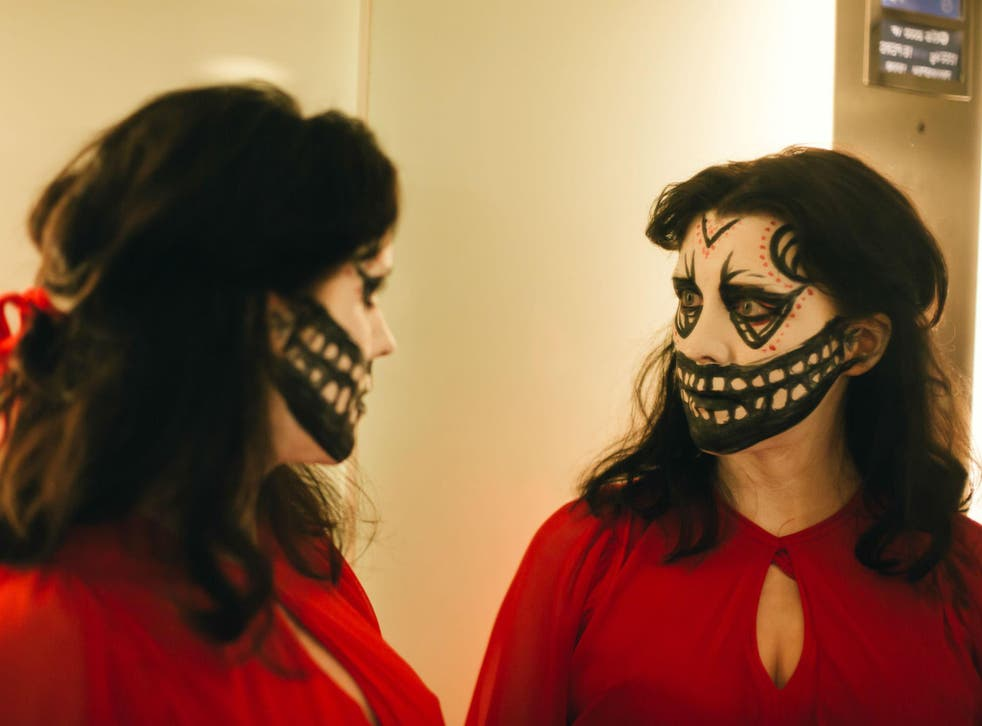 Alice Lowe wrote, starred in, and directed her debut feature, black comedy 'Prevenge', which is out next month