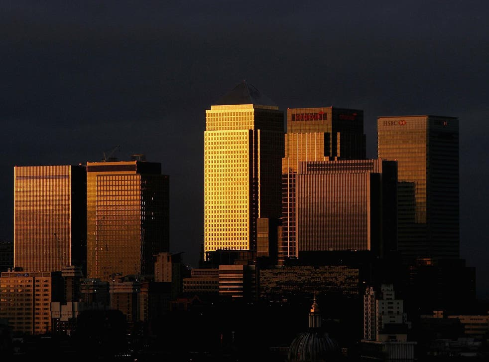 The comments from two of the largest investment banks in the City of London underscore the extent of Brexit-related uncertainty gripping the UK's financial industry
