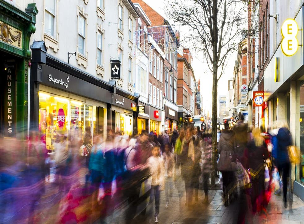 Consumer spending rose just 0.4 per cent on the year in January, down from 2.5 per cent in December