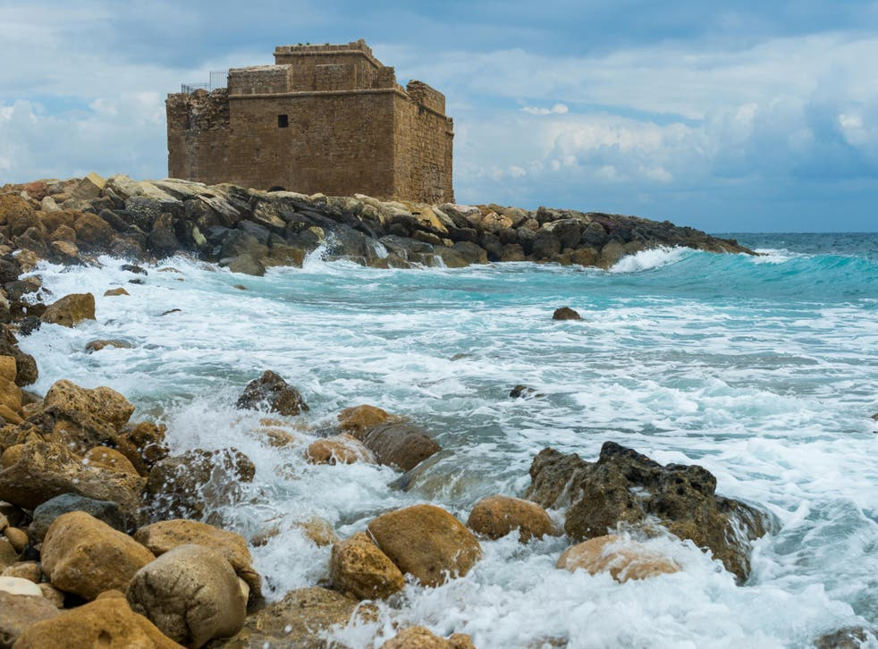 Paphos is a treasure trove of ancient history by the sea